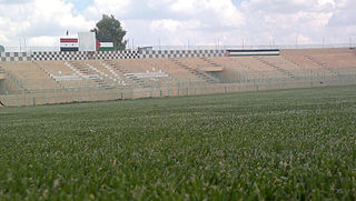 7 April Stadium (Qamishli)