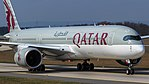 Qatar Airways Airbus A350-941 (A7-ALG) at Frankfurt Airport (4).jpg