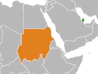 Diplomatic relations between the State of Qatar and the Republic of the Sudan