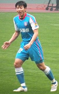 Qin Sheng Chinese footballer