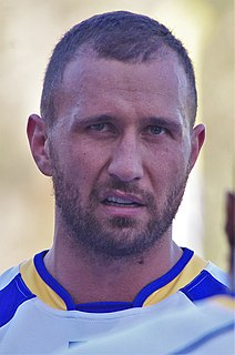 Quade Cooper New Zealand-Australian rugby union player