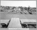 Queensland State Archives 3473 South approach screeded surface of concrete roadway slab on steel spans Brisbane 17 June 1937.png