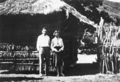 Queensland State Archives 997 A typical Grass Hut Lindeman Island c 1931.png
