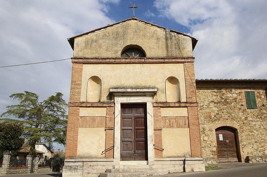 Santi Giacomo e Niccolò, Quercegrossa
