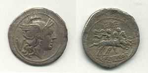 Quinarius - A quinarius