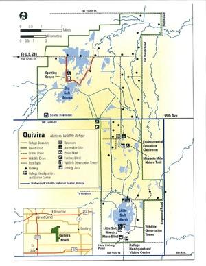 Quivira National Wildlife Refuge  Wikipedia