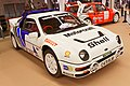 Rétromobile 2017 - Ford RS 200 - circa 1985 - 001.jpg