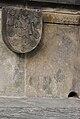 Růžový sad Lidice, znaky zničených obcí - detail.JPG