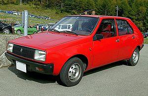 Renault 14 - Image: R14 001