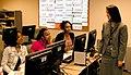 RMV Registrar Kaprielian Greets Summer Interns, June 2, 2010 (4663143769).jpg