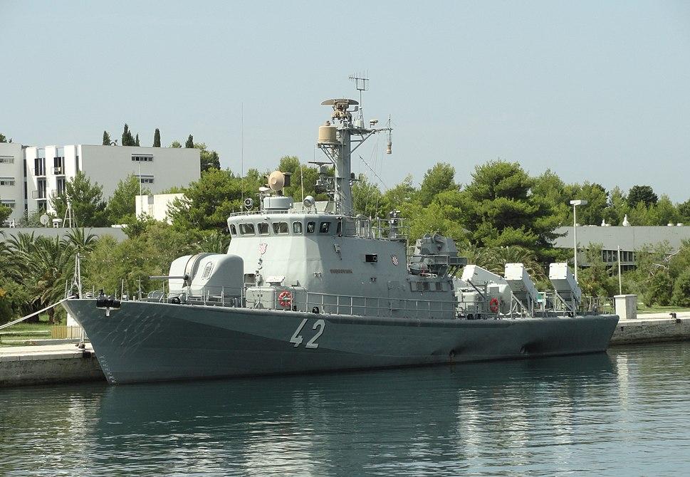 RTOP-42 Dubrovnik lora