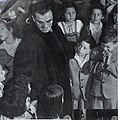 Rabbi Joshua L Liebman greets the children, 1948.jpg