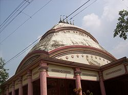 The Radhaballav temple