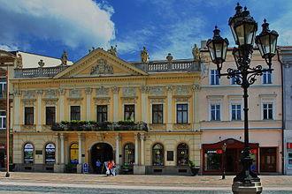 Old Town, Košice - Image: Radnica Košice