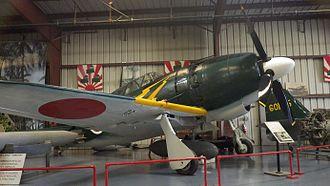 Mitsubishi J2M - Image: Raiden of Planes of Fame