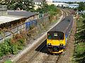 Railway at Upper Holloway - geograph.org.uk - 548067.jpg