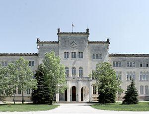 Anyu Angelov - The Rakovski Defence and Staff College in Sofia