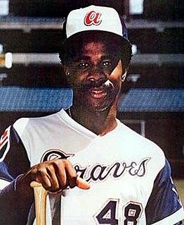 Ralph Garr American baseball player
