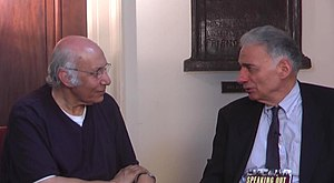 Farouk Abdul-Aziz - Ralph Nader's Washington DC interview enhances the certerpiece issues in Farouq's upcoming political documentary