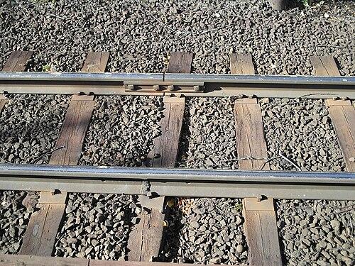 Dating järnväg spikar