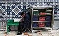Ramadan 1439 AH, Qur'an reading at Goharshad Mosque, Mashhad - 29 May 2018 11.jpg