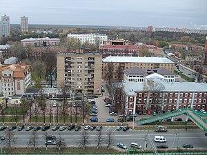 Ramenskoye, Moscow Oblast - View of Ramenskoye