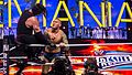 Randy Orton v Kane at Wrestlemania XXVIII (7206028828).jpg