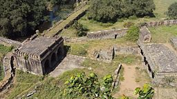 Ranjankudi Fort top view.JPG