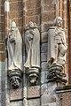 Rathausturm Köln - Aegidius Gelenius, Joost van den Vondel und Jan von Werth (0831-33).jpg