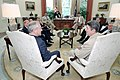 Reagan's meeting with Oleg Gordievsky in the Oval Office (14).jpg