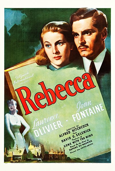 Picture of a movie: Rebecca