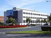 Rectorado (University Headquarters) of Universidad de La Rioja in Logroño.jpg