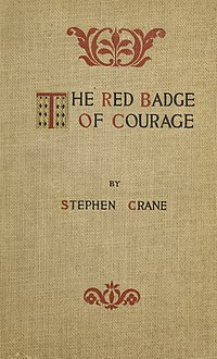 Red Badge of Courage (1895) cover.jpg