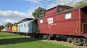 Red Caboose Motel Ronks Pennsylvania 1.jpg