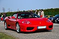 Red Ferrari 360 Spider in Nancy 2013.jpg