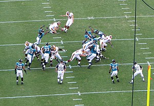 History of the Jacksonville Jaguars - Washington Redskins vs Jacksonville Jaguars in October 2006.