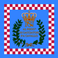 Regimental Colour of the Neapolitan 1st Horse Chasseurs.png