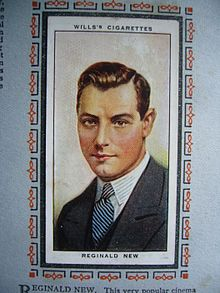 Reginald New cigarette card.JPG