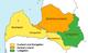 Regions of Latvia