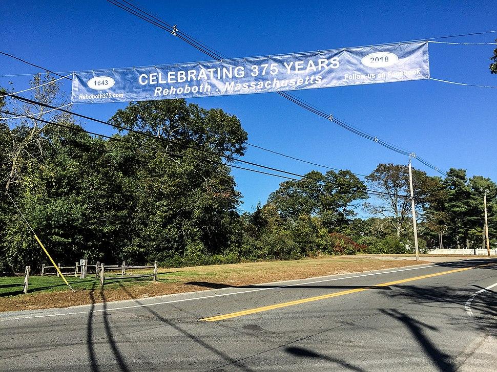 Rehoboth Massachusetts Celebrates 375 years