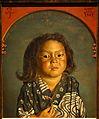 Reiko, Five Years Old, by Ryusei Kishida, 1918, oil on canvas - National Museum of Modern Art, Tokyo - DSC06544.JPG