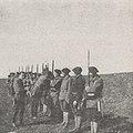 Remise de croix de guerre au 11e BCA par le commandant Doyen bpt6k6340988g 23.jpg