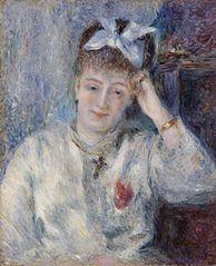 Portrait of Mademoiselle Marie Murer (Portrait de Mademoiselle Marie Murer)