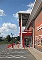Retail park, Hereford - geograph.org.uk - 1496531.jpg