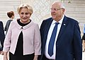 Reuven Rivlin at a meeting with Viorica Dăncilă, April 2018 (4455) (cropped).jpg