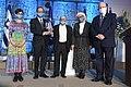 Reuven Rivlin at the award ceremony of Genesis Prize 2020, December 2020 (GPOMN1 4503).jpg