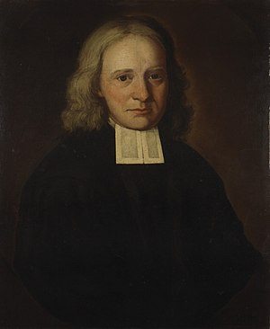 Edwards Pierrepont - James Pierepont Oil portrait, Pierpont Limner, 1711