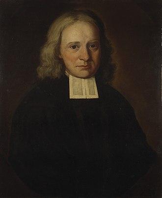 Edwards Pierrepont - James Pierepont Oil portrait, Pierpont Limner, 1711