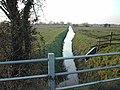 Rhyne at Kenn Moor Gate looking North West - geograph.org.uk - 113083.jpg