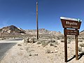 Rhyolite Ghost Town Entrance.jpg
